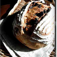 Whole Wheat Berry Pain de Campagne