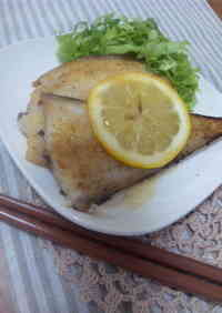 Sole Meunière with a Lemon Butter Sauce