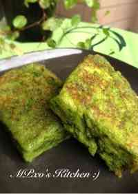 My Proud Japanese Taste Matcha French Toast