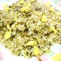 Simple Takana Fried Rice