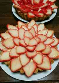 A Big Hit A Strawberry Tart