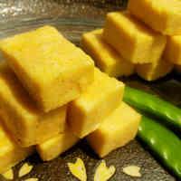 Low Sugar Piccata-style Koya Dofu
