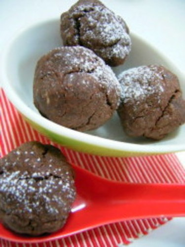 Instant Chocolate Cookies