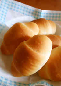 Bread Rolls that Stay Soft the Next Day