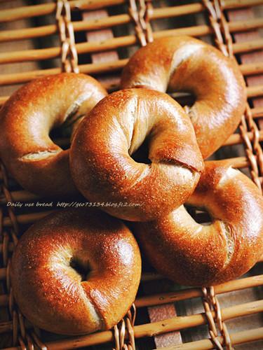 Simple Bagels