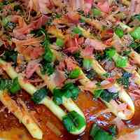 Effortless Knife-Free Bean Sprout Okonomiyaki