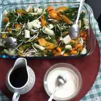 Bladder Cherry Salad