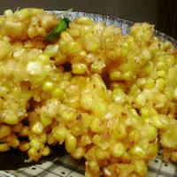 Corn Tempura Fritters