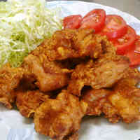 Deep Fried Chicken - Authentic Recipe from a Chinese Restaurant