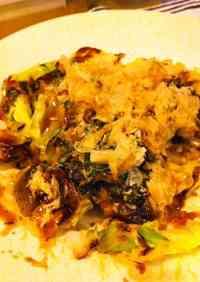 Konnyaku Okonomiyaki