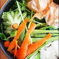 Ultimate Veggie Broth