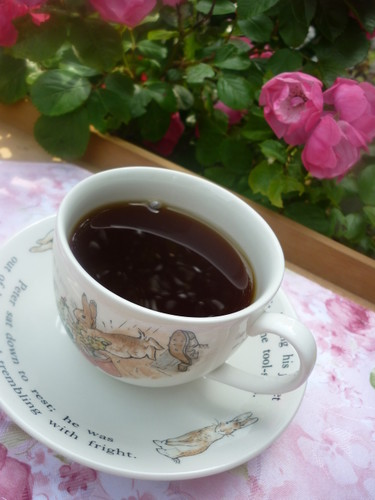 Balsamic Black Tea with Dried Fruit