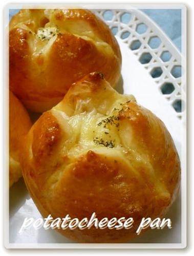 Potato Cheese Bread