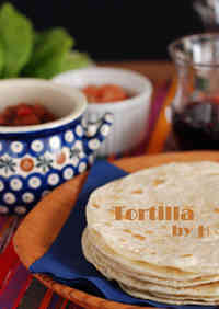 Soft Flour Tortillas
