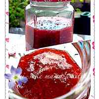 Frozen Strawberry Jam