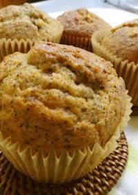 Lemon Tea Muffins