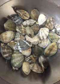 How to Degrit Manila Clams