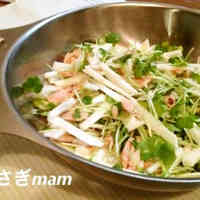 5-minute Yamaimo Salad to Fight Fatigue and Improve Your Complexion