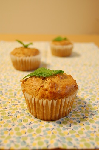 Macrobiotic Lemon Muffins