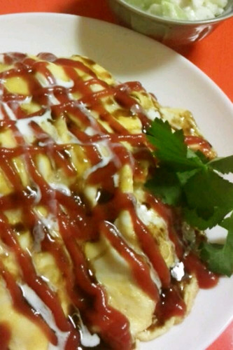 Soft and Tender Omurice