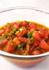 Pickled Tomato Salsa