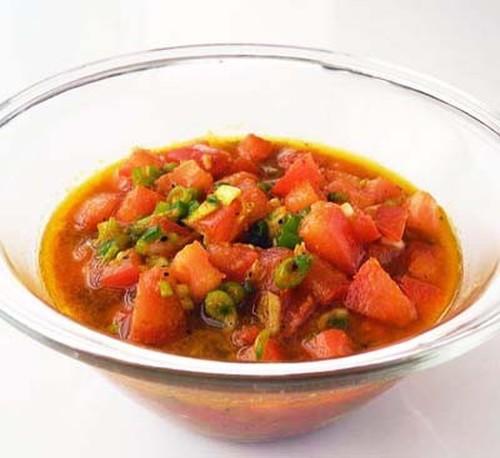 Pickled Tomato Salsa