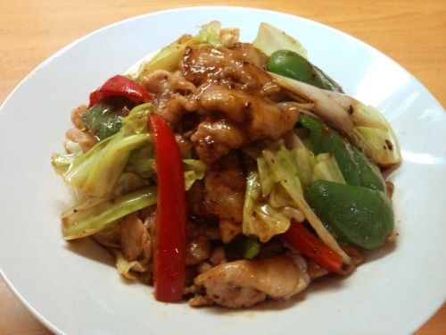 Our Family Recipe for Sichuan Style Twice-Cooked Pork