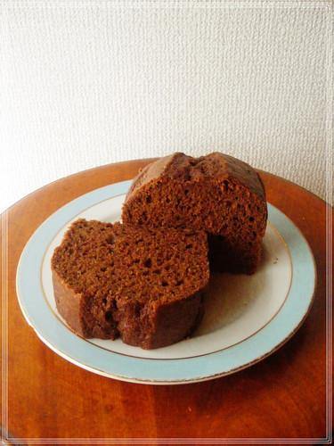 Fluffy Chocolate Cake with Tofu