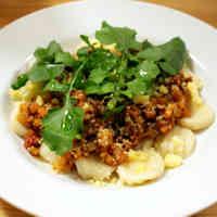 Easy Potato Gnocchi