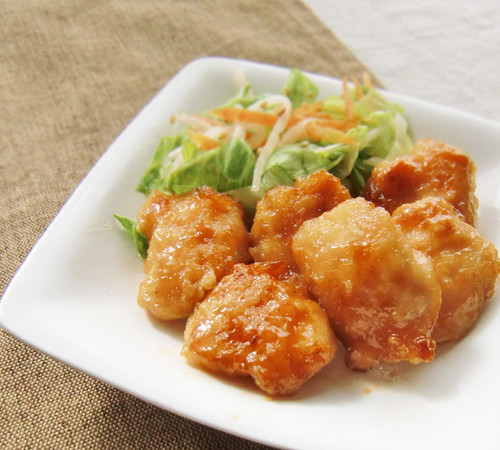 Very Handy for Bento! Chicken Breast Teriyaki Flavor
