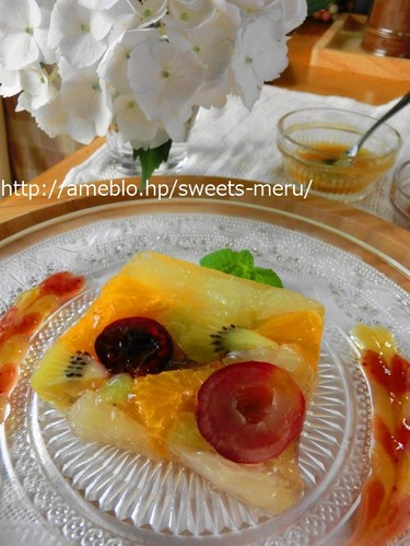 Dazzling Fruit-filled Terrine