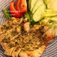 Shio-Koji Basil Chicken