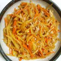 Papaya Stir-Fry