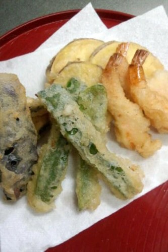 Tempura Batter with Mayonnaise