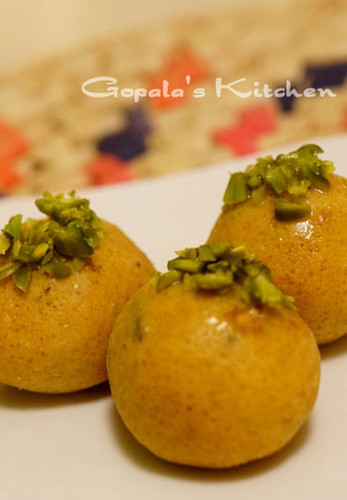 Sweet Indian Laddu
