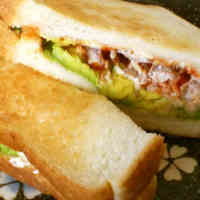 Kua'aina-Style Avocado & Tuna Toasted Sandwiches