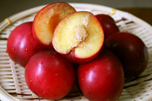 How to Easily Remove Peach, Plum, or Apricot Pits