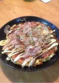 Super Cheap! A Simple and Delicious Tofu Okonomiyaki