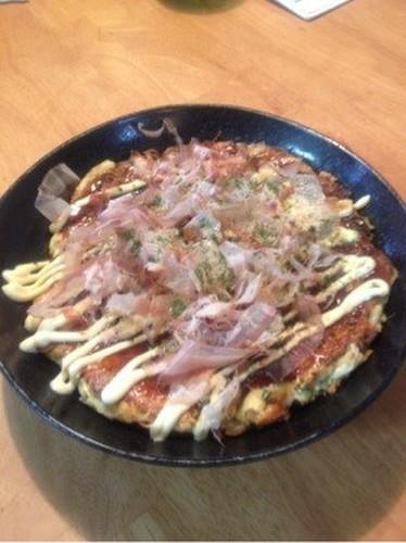 Super Cheap! A Simple and Delicious Tofu Okonomiyaki
