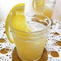 Grapefruit Ginger Ale for Healthy Summer Skin