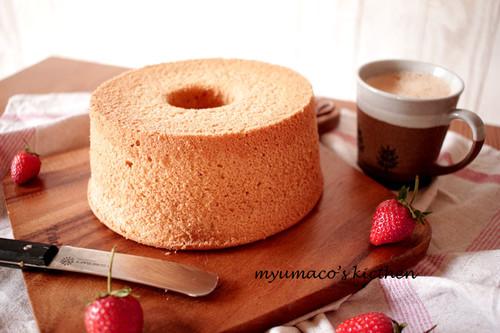 Plain Chiffon Cake
