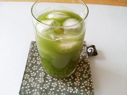 Sweet Matcha Tea