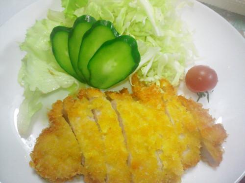 Crisp and Tender Shio-Koji Tonkatsu