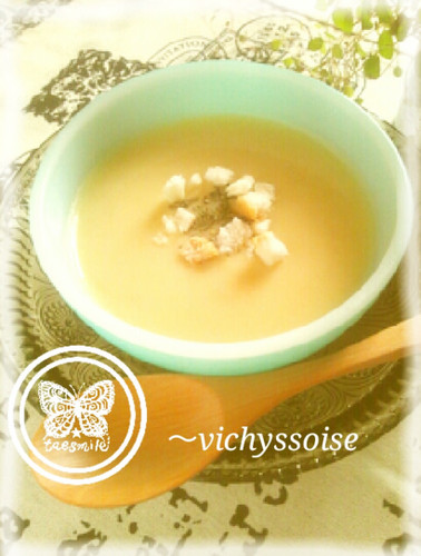 Vichyssoise♪ Chilled Potato Soup
