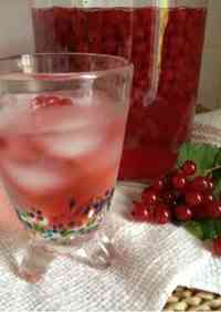 Red Currant Sour Drink