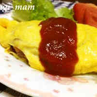 Our Family's Easily Wrapped Omelette with Minced Meat
