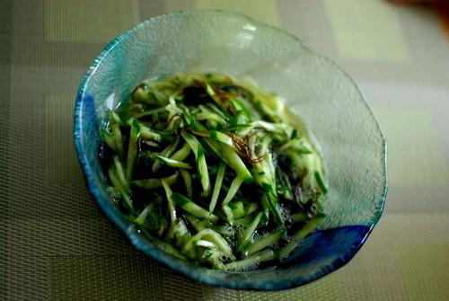 Mozuku Seaweed & Cucumber