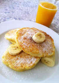 Bill's Ricotta Cheese Pancakes!