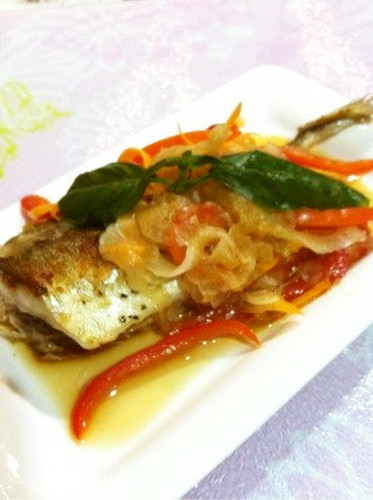 Quick Mackerel Nanban without Deep-Frying