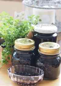 Easy Blueberry Jam